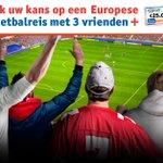 Maak kans op een voetbalreis voor 4 personen! Speel mee voor #Ajax in de @VriendenLoterij: http://t.co/uSYib7qZzP