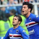 Dalla Serie B in blucerchiato allattacco azzurro in #ItaliaInghilterra. Complimenti alla coppia #Eder-#Pellè! http://t.co/A63ExLDhDR