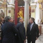 Visita de nuestro Alcalde @zoidoalcalde @Ayto_Sevilla #SanBenito15 http://t.co/OQpgbbQJNE