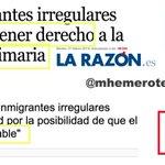 Hola @sanidadgob y @PPopular ¿Qué ha cambiado para que ahora NO SEA INSOSTENIBLE que los inmigrantes tengan sanidad? http://t.co/jPP6FuOUDr