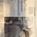 Lo abbiamo recitato Valery noi @FischidiCarta per la #giornatamondialedellapoesia qui a #Genova in casa sua http://t.co/69JyVBomju