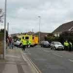 Fernside Road in #Poole closed after three vehicle collision leaves car on its roof http://t.co/jJzNt1Hg9Z http://t.co/9gLUv7Hz7B
