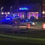 active shooting investigation...point of focus blue parking garage here off Gallows Rd. Falls Church @nbcwashington http://t.co/b2JYk5lwfz