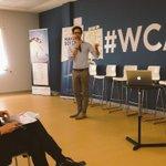 @MicheleDaliessi apre i lavori di #MakeinSouth15 raccontandoci lecosistema europeo #startup #digital #wcap http://t.co/UdsEO4xTtI