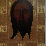 Il volto Santo  della Chiesa degli Armeni a #Genova http://t.co/C8a1tTWSiv