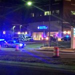 INOVA Fairfax Hospital prisoner escape with large police presence this morning http://t.co/bCfAHihSuB