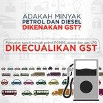Tiada #GST RON95, diesel & http://t.co/iaDQNGG0NQ #GST di http://t.co/OGF2IwLQCb #myklikGST http://t.co/IqzJOf7A3G #jp10 @JPenerangan