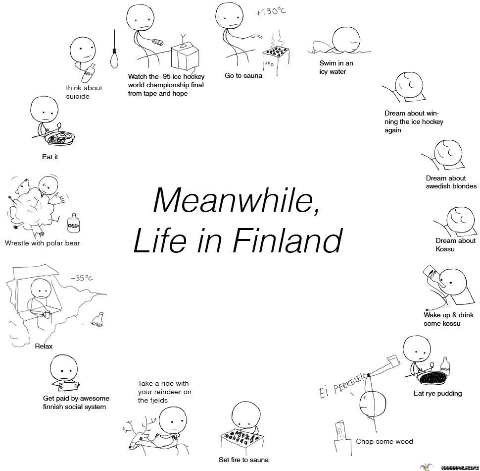 Finland, Finland, Finland. http://t.co/bvjgm3f4Mp