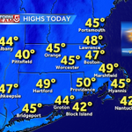 A couple of degrees warmer today but with bright sunshine it will feel WAY better than yesterday! Enjoy! #WCVB http://t.co/jmrQRdlkB7