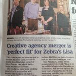 Thanks @ExpressandEcho for featuring our exciting merger. http://t.co/rIUjcqrgoD http://t.co/ArGJFGh3jN