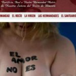 Piratean la web de la Hermandad de Almonte para defender la homosexualidad http://t.co/0ew7n2B17Z http://t.co/SMVMNfH7eR