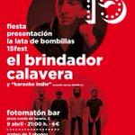 Amigos de #Madrid, nos ayudáis a difundir el evento?! Nos vemos en @FotomatonBar!!! #15fest por los #15años!!! http://t.co/9aEegq8fvs