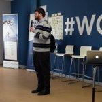 Inizia la tavola rotonda a #makeinsouth15 con @angelomarra calabrese che vuole creare connessioni #startup #wcap http://t.co/V7Pl93iTKU
