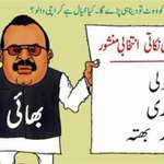The people of Karachi never gave MQM the mandate. MQM snatched it from them. #BoriOffInsafOn http://t.co/DExuLKe9tY