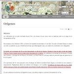 Me he emocionado con la narración, en su propia web, de los orígenes de la Hermandad de la Paz de Sevilla <3 : http://t.co/s738gAPWXr