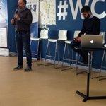 @marcogalvagno docente catanese e la sua esperienza innovativa del @clabcatania #startup #makeinsouth15 #wcap http://t.co/ZiSIVxKKjd