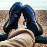 Day off what with Garold in Spain. #betheismissingme #brighton #docmartens http://t.co/LecevAz9sF http://t.co/WUKzSDc3ml