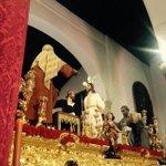La misa preparatoria a la estación de penitencia ha sido ofrecida a todas nuestras queridas hdades. del Martes Santo. http://t.co/N0ejLeaxYq
