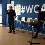 @AngSanfilippo e la sua esperienza di @StartupLicata tra innovazione e formazione #MakeInSouth15 #wcap #startup http://t.co/mFuJrmMKHS