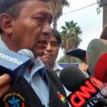 """""""El mar es de Bolivia"""": airadas reacciones provoca particular chaqueta de ministro http://t.co/VQX0WMhvR5 http://t.co/ZKauwPtxX3"""