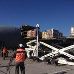350 toneladas de ayuda humanitaria ha transportado la #FACh para nuestros compatriotas de la Región de Atacama. http://t.co/eaC495ZyO8