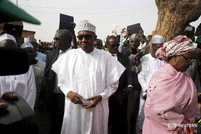 Former military ruler Muhammadu Buhari claims victory in Nigeria's presidential election: http://t.co/YKrPkTb11U