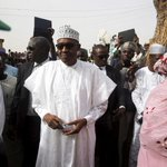 Former military ruler Muhammadu Buhari claims victory in Nigerias presidential election: http://t.co/YKrPkTb11U