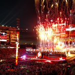 Thank you @WWE for an amazing and unforgettable experience. My childhood dream came true at #WrestleMania http://t.co/4chgmo65pt