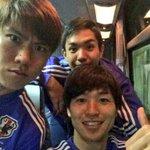 応援ありがとうございました!  FC東京に戻ってまたチームのために頑張ります! 週末にまた味スタで会いましょう!! http://t.co/JrIDL0DY1v