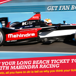 RT @dilbagh_gill: Have you heard? We could boost your Long Beach ticket to a paddock pass #FormulaE http://t.co/Ew0F32RJzC @anandmahindra @…