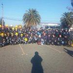Ahora Grupo ERU. USAR de Bomberos zona Sur de Santiago, embarcándose a zona de catástrofe http://t.co/gRx8pAH7iK