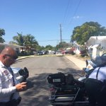 Police say they are still searching for suspect by air and on the ground @CBS12 http://t.co/H7QjZOiaob