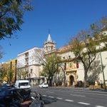 Calle Oriente, Martes Santo, tarde de sol... #SanBenito15 http://t.co/ejtJYkCOzH