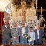 Mañana de #MartesSanto con @PasionDHoficial de #DosHermanas http://t.co/33XhRAoqma