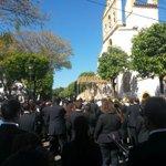 Lunes Santo 2015. @HdadSanGonzalo un placer y un privilegio formar parte de vuestra estación de penitencia. Gracias http://t.co/8lyafkDTPK