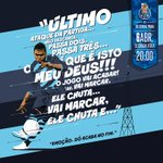 Só acaba no fim. / Its not over until the fat lady sings. #FCPorto - Estoril (06/04/15, 20h): http://t.co/bjBcht13Is http://t.co/xYTqvn1zKX