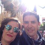 Un año más en la misma Gloria. Gracias por ser como sois @DoloresdelCerro @CharoPadilla1 http://t.co/AdqPY0XRVU