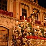 #Sevilla Nuestro Señor Jesucristo de la Sagrada Expiración. María Santísima de las Aguas. Hermandad del Museo http://t.co/0uzQvy1y2R