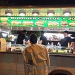 Nazareno con hambre. Anoche en San Gonzalo mientras entraba la cofradía #SSantaSevilla15 #SSanta15 @SA_Cofradias http://t.co/RCRAC4bDij