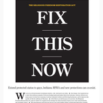 "The Indianapolis Stars ""Fix This Now"" Editorial: front page vs web page. http://t.co/M3duddNDO5"