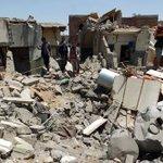 Ataques aéreos liderados por Arabia Saudí sacuden Yemen durante la noche http://t.co/bZqnXoaW8X  #internacionales http://t.co/4qvNI3U6mE
