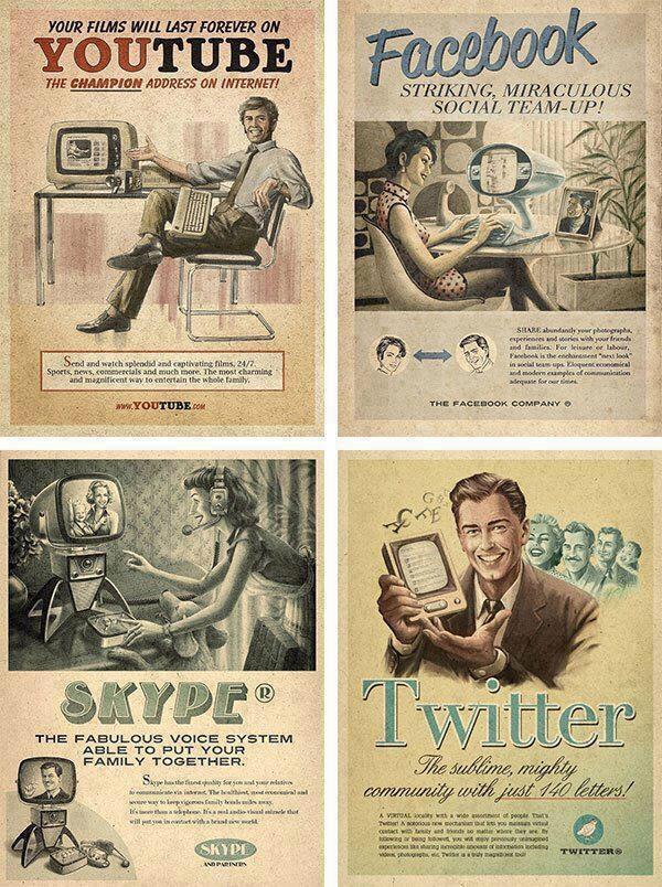 Algo así hubiera sido en los '60.... Te imaginas??  Mundo #Hipermedia   Cc @mtascon @RogerDomingo @AndyStalman http://t.co/YRYHZSMsD9