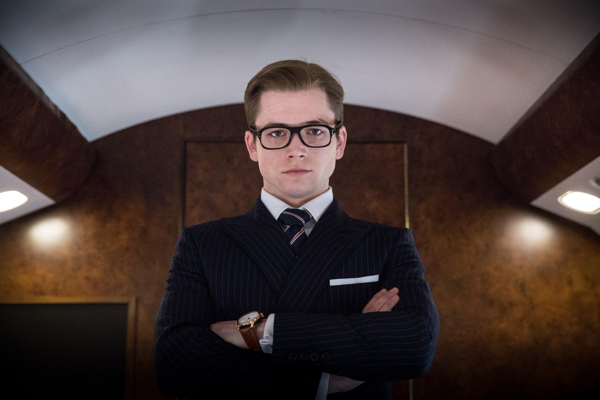 Congratulations @KingsmanMovie on winning best #British Film & @TaronEgerton for best male newcomer @empiremagazine http://t.co/daamw9TVrU