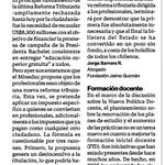 """""""Impuesto a titulados"""" les compartimos la carta de Jorge Barrera hoy en Pulso @JorgeBarreraR http://t.co/WilA5oGbiP"""