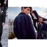セルジュ・リグヴァヴァ、若干16歳のデビューながら、ビッグメゾンのショーに多数出演。2015年、注目のイケメン・モデルたち。http://t.co/uF5yPcspek http://t.co/46u3SKxARh