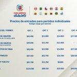 A las 11 de la mañana parte venta de tickets individuales de #CopaAmérica para público general http://t.co/iKPV8fII1i http://t.co/7vxUNU0jub