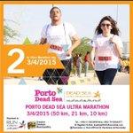2 Days left and were super excited!! Lets Run with @RunJoOfficial #DeadSeaMarathon #RunJordan #Jordan http://t.co/AL2Dm7IxF5