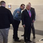 Robert Kraft has arrived at Fall River District Court. Hes testifying at the #HernandezTrial. http://t.co/V4keuWmJVU