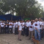 Servidores da Suframa fazem mobilização pedindo aprovação de Medida Provisória: http://t.co/NtM2UCTitx #SuframaMP660 http://t.co/1UvT3ht4D0