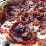 President Obama ordered this pizza to-go yesterday after visiting Area Four: http://t.co/hnLNKkMUZz http://t.co/JSJ1OCz273